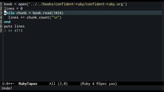 Episode #082: Inline Assignment – RubyTapas