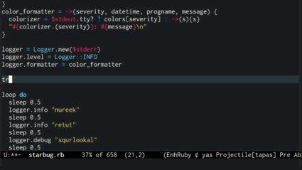 logging Archives – RubyTapas