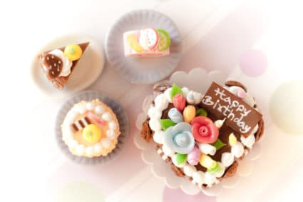 Birthday Cakes | © Kristina Afanasyeva | Dreamstime Stock Photos