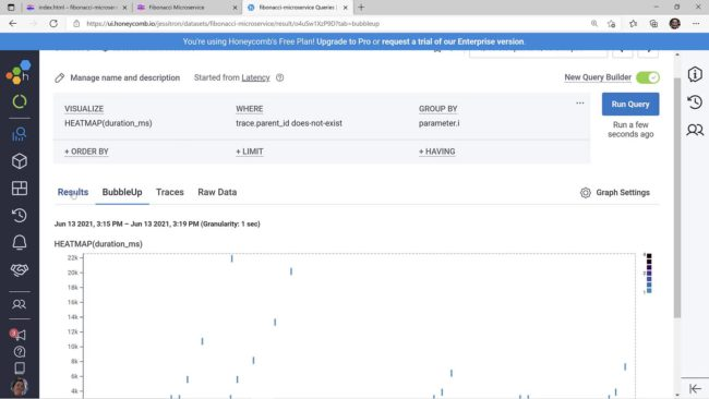 Distributed Tracing with Honeycomb